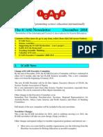 ICASE Newsletter 12.10