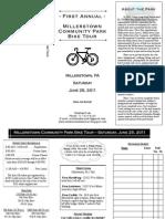 Bike Tour Brochure 2011 Final