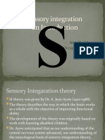 Sensory Integaration Theory