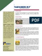 PWS Brochure