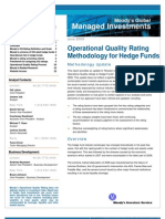 Managed Funds OQ Methodology