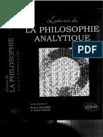 Bonnay & Galinon Philosophie de la logique