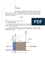 Filtration sous pression - Relation débit-perte de charge
