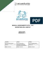 Manual Agendamiento Ditg-Vuc