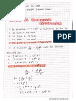 parcial ecuaciones