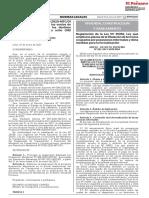 Reglamento de La Ley n 31056 Ley Que Amplia Los Plazos de Anexo Ds n 002 2021 Vivienda 1920424 1