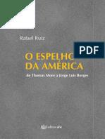 O Espelho Da América E-book
