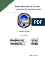 TURBOMAQUINAS (TURBINAS PELTON) 2021