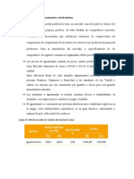 Demanda Del Aguaymanto a Nivel Interno