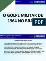 Governos Militares no Brasil 2