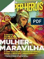 Mundo dos Super-Heróis - Ed. 129 - Janeiro.2021