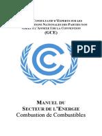 7 Bis Handbook on Energy Sector Fuel Combustion Fr