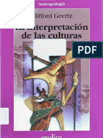 Geertz.1973.La interpretación de las culturas (Cap.15 Juego Profundo)
