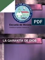 La Garantía de Dios 2