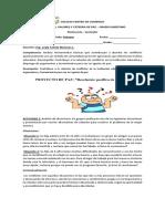 Ficha 1 de etica y valores primer periodo 11-3