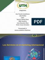 Diapositivas marketing internacional