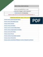 Z_ Caderno Descontinuado - Antigo D. Penal (Parte Especial)