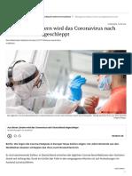 nCoV - Med - 2020-08-12 - Corona-Hotspots - In diesen Ländern stecken sich Deutsche an