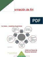 TRANSFORMACION DE RR.HH.