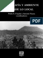 Geografía y Ambiente Desde Lo Local