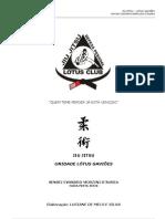 Apostila - Jiu - Jitsu