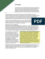 Artikel Aandacht Voor Kennisdoorwerking 08052008