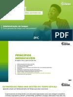 E-book _Produtividade e Administração do tempo