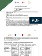 Instrumentacion Didáctica Administración de Operaciones II 2021 A......