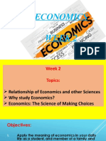 Economics Chapter 1-Part 2