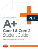 Downloadable Official CompTIA a+ Core 1 and Core 2 Student Guide (1)