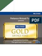 Gold Savings Fund
