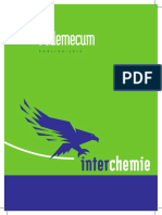 Company Profile. Interchemie is looking forward to the future, where we hope to meet new customers and have more animals benefit from our products.