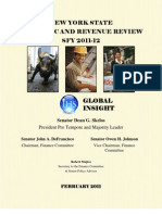 2011 SFC Majority Revenue Forecast Report