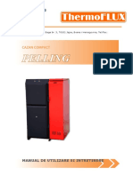 Manual instalare si utilizare Termoflux Pelling