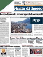 Provincia Di Lecco 13 Gennaio 2010