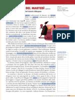 La siesta del martedì pag 143 - IL RIFUGIO SEGRETO zanichelli-assandri_letture_semplificate