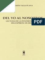Del Yo Al Nosotros
