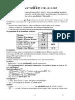 Presentation et EXEMPLE DE CONCEPTION AUTO version 2014
