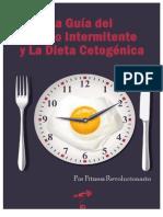 La Guia Del Ayuno Intermitente y La Dieta Cetogenica