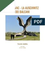 Ясеновац-Campo di Concentramento- Vucetic Andela
