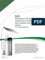 AOSMITH Brochure SGS FRA 2008