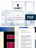 Guia de Fundos Imobiliarios Do Clubefii