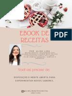RECEITAS DA NUTRI ALINE LIMA
