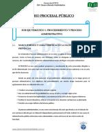 Derecho Procesal Publico Actualizado Dh