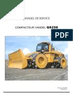 Manuel de service QS250