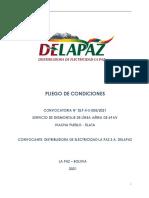 Pliego de Condiciones - Dlp-II-s-005-2021-Desmont Linea 69kv v.pue-til - Final