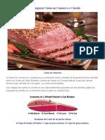 Cómo Preparar Carne en Conserva o Curada - Smoke Kit BBQ