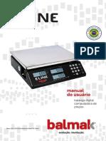 Balmak -Manual do usuário - ELINE C