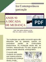 TRANSFORMACOES E MUDANCAS