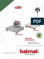 Balmak Manual do usuário - BK